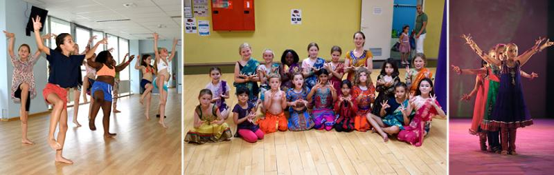 Stage Bollywood à Pâques kids 6-12 ans / Workshop Easter