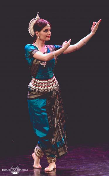 Cours Odissi Bruxelles